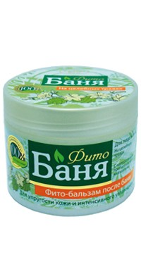 Herbal Bath Balm for Skin Elasticity and Moistening, 300 Ml