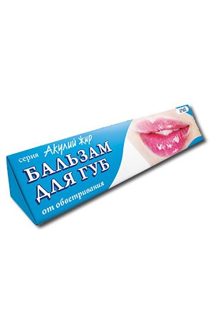 Akuliy Jir Lip Balm for Lip Protection, 10 Ml