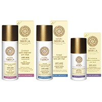 Anti-Age Active Organics set of 3/NATURA SIBERICA
