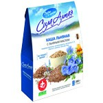 Flax Porridge with Linseed Oil, 7.05oz (200g)