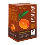 Sea Buckthorn Tea with Echinacea IMMUNO, 20pcs each 0.05oz (1.5g)