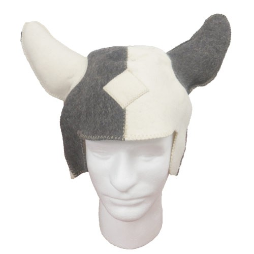 "Model Sauna Hat ""Viking"""