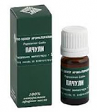 100% Natural Pachuli Essential Oil, 10 ml