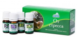"""Natural set of 4 essential oils """"From stress"""""""