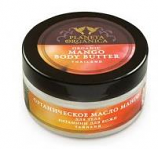 100% Organic mango Body Butter Thailand Vitamins for the skin 100 ml